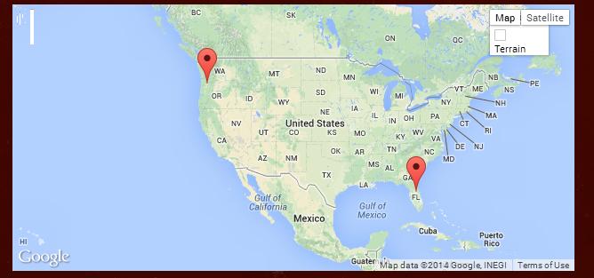 Google Maps Controls Not Displaying Correctly | Treehouse ...