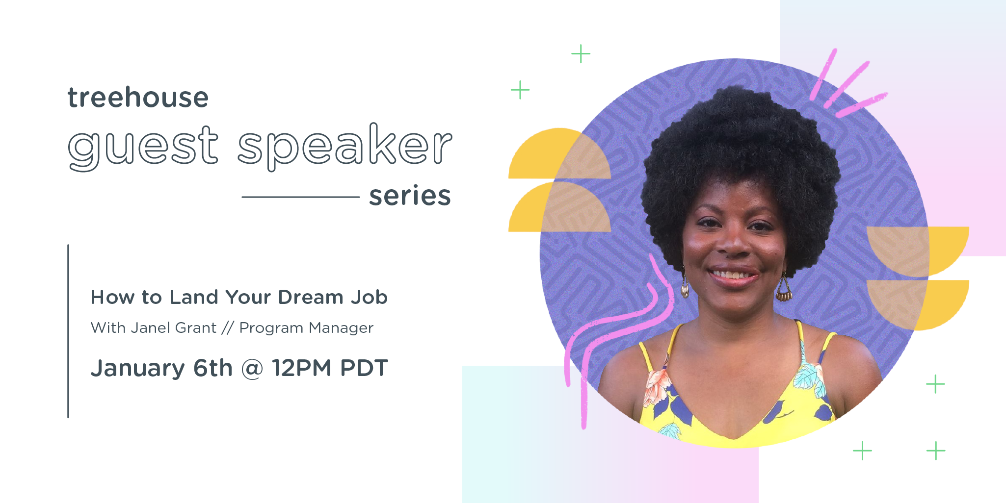 Treehouse Guest Speaker Series