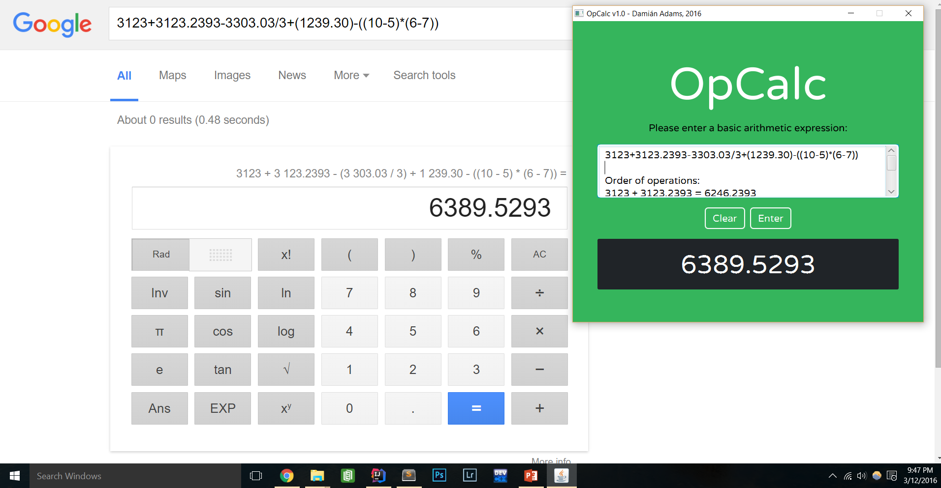 Community Code Challenge] Build your own calculator app with the